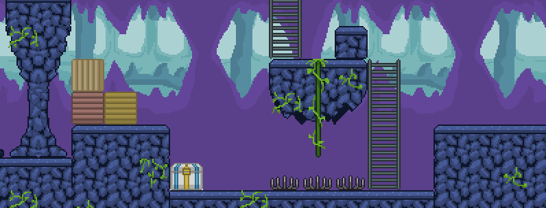 Tileset: Cave