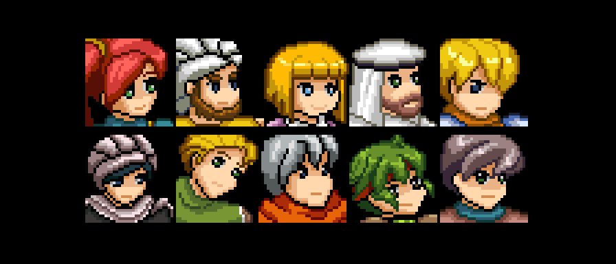 Character Avatar Pictures